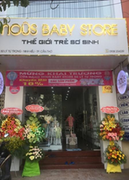 Nous Baby Store - Cần Thơ 50 Lý Tự Trọng, Quận Ninh Kiều, Thành phố Cần Thơ 0938.204.339