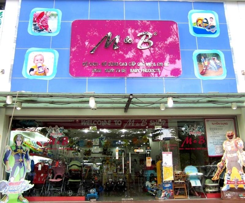 Mẹ & Bé 454 Nguyễn Thị Minh Khai, Phường 5, Quận 3, TP Hồ Chí Minh