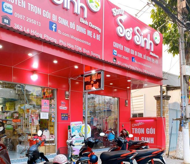 Shop Sơ Sinh - Bình Dương362 Lê Hồng Phong, P. Phú Hòa, TP. Thủ Dầu Một, Tỉnh Bình Dương