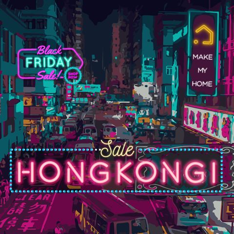 [BLACK FRIDAY] SALE HONG KONG 1 - SALE HÔNG CÒN GÌ