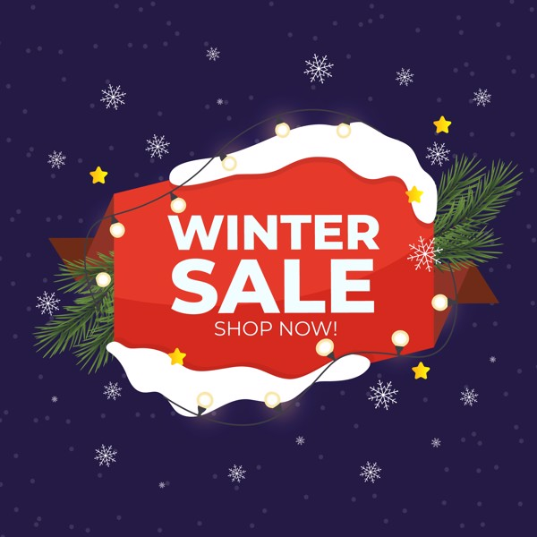 LET IT SNOW - FLASH SALES 2019