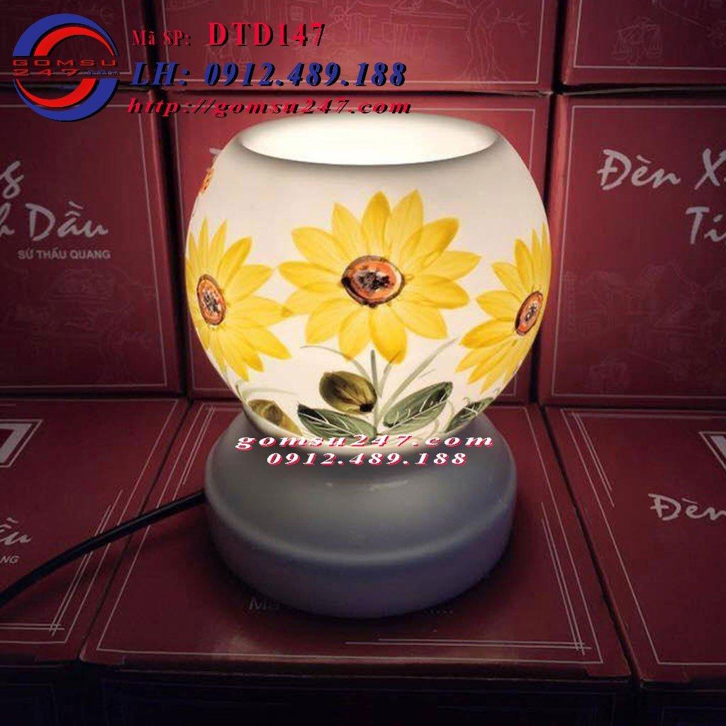 Xưởng sản xuất Đèn xông tinh dầu gốm sứ toàn quốc