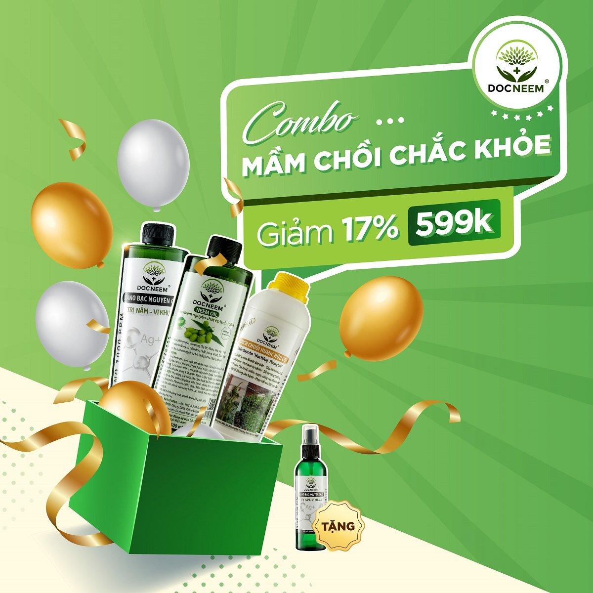 Combo3-mam-choi-chac-khoe-nano-bac-neem-oil-dich-chuoi-docneem-599k