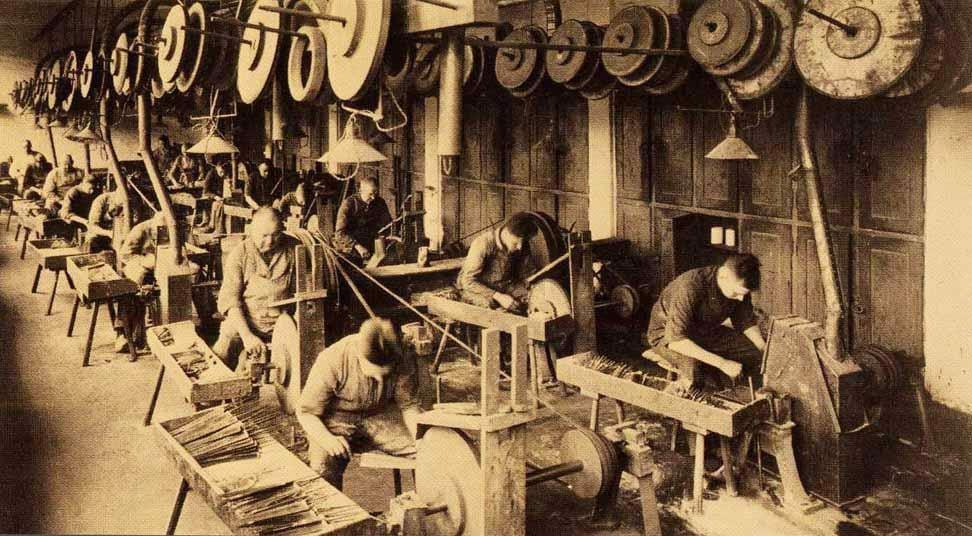 ZWILLING - Thương hiệu nhà bếp có lịch sử lâu đời nhất thế giới!