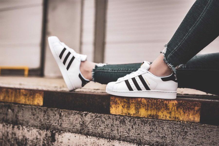 Adidas Originals Superstar: Kiệt tác của thiết kế