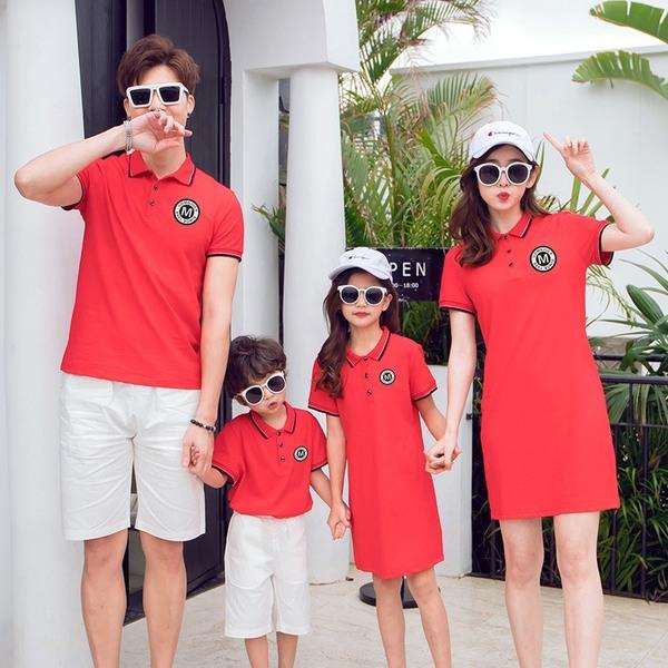 Gợi ý cho bạn 16 ý tưởng phối áo gia đình đi biển đẹp cho hè 2020