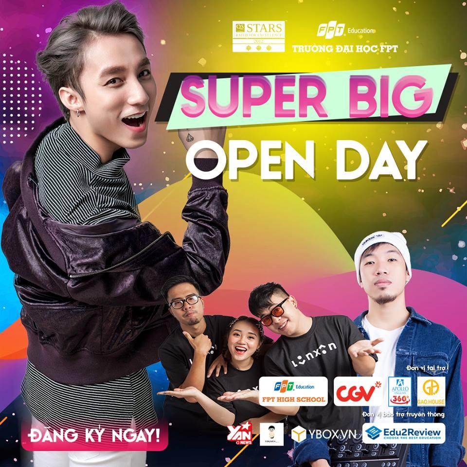 """Gạo House - Nhà tài trợ chính thức đồng hành cùng """"Super Big Open Day"""""""