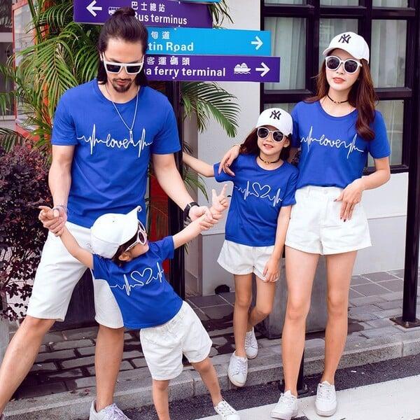8_áo gia đình mùa hè đẹp giá rẻ 2020