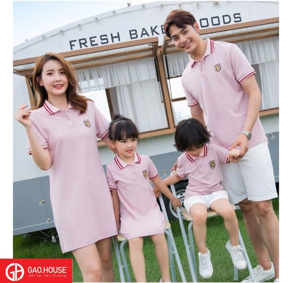3_các mẫu áo gia đình đẹp 2020