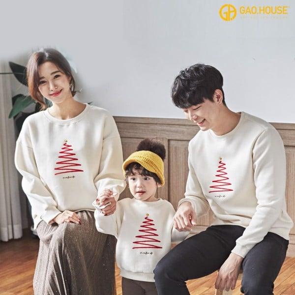 6_các mẫu áo gia đình đẹp 2020