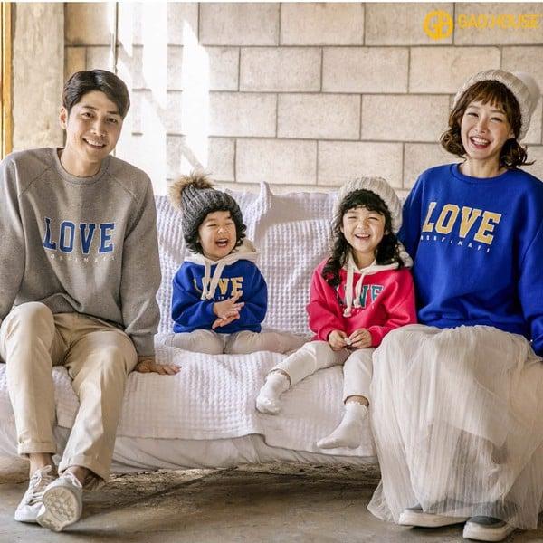 6_ áo dài gia đình ngày tết