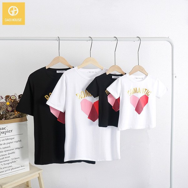Set áo phông gia đình