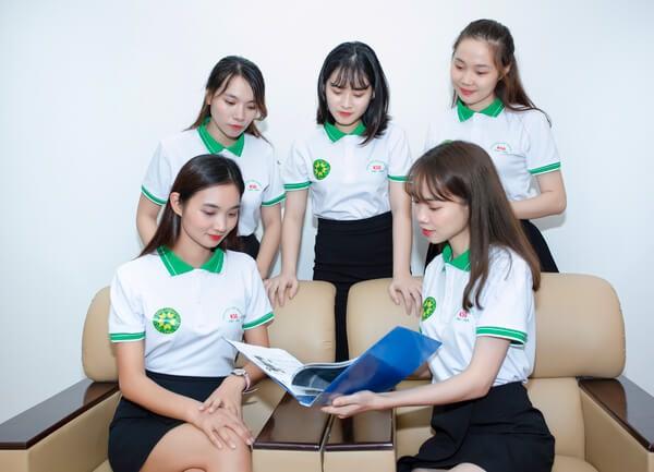 áo thun đồng phục công ty in logo