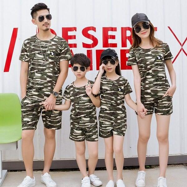 6_ đồng phục đi biển cho gia đình