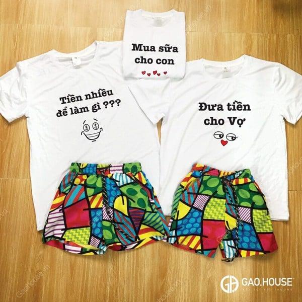 4_áo gia đình mùa hè đẹp giá rẻ 2020