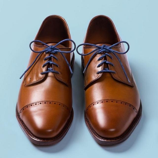 Cách buộc dây giày Oxford