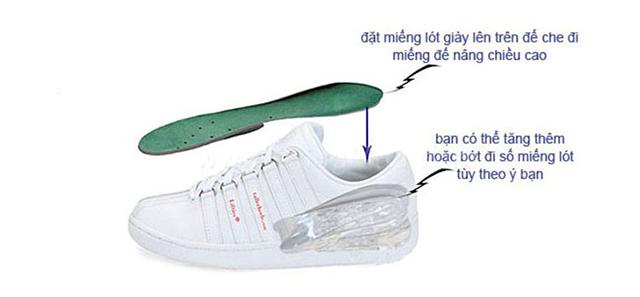 cách làm rộng giày da nam 8