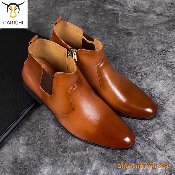 Boot da có thể giữ ấm chân trong mùa đông