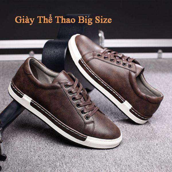 Giày big size thể thao năng động