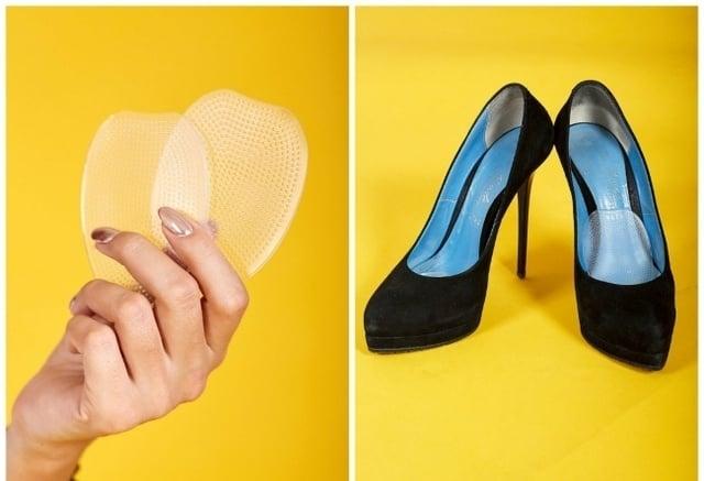 Miếng lót giày bằng silicone