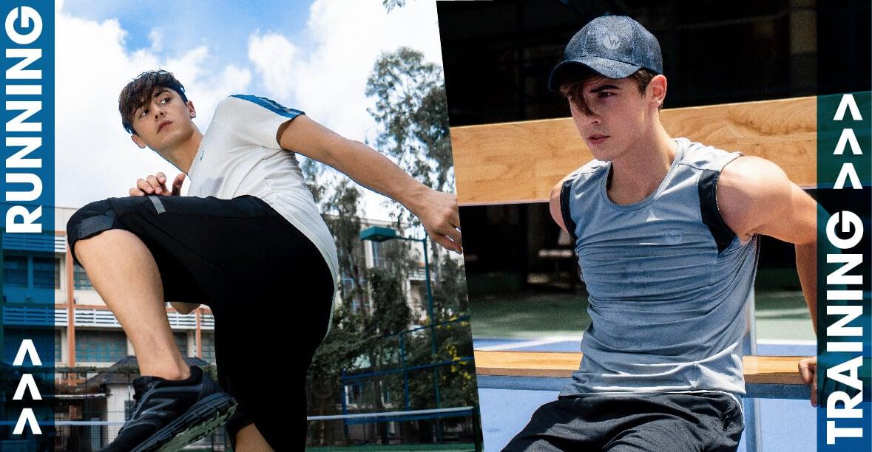 Đâu là trang phục luyện tập phù hợp? Running vs Training