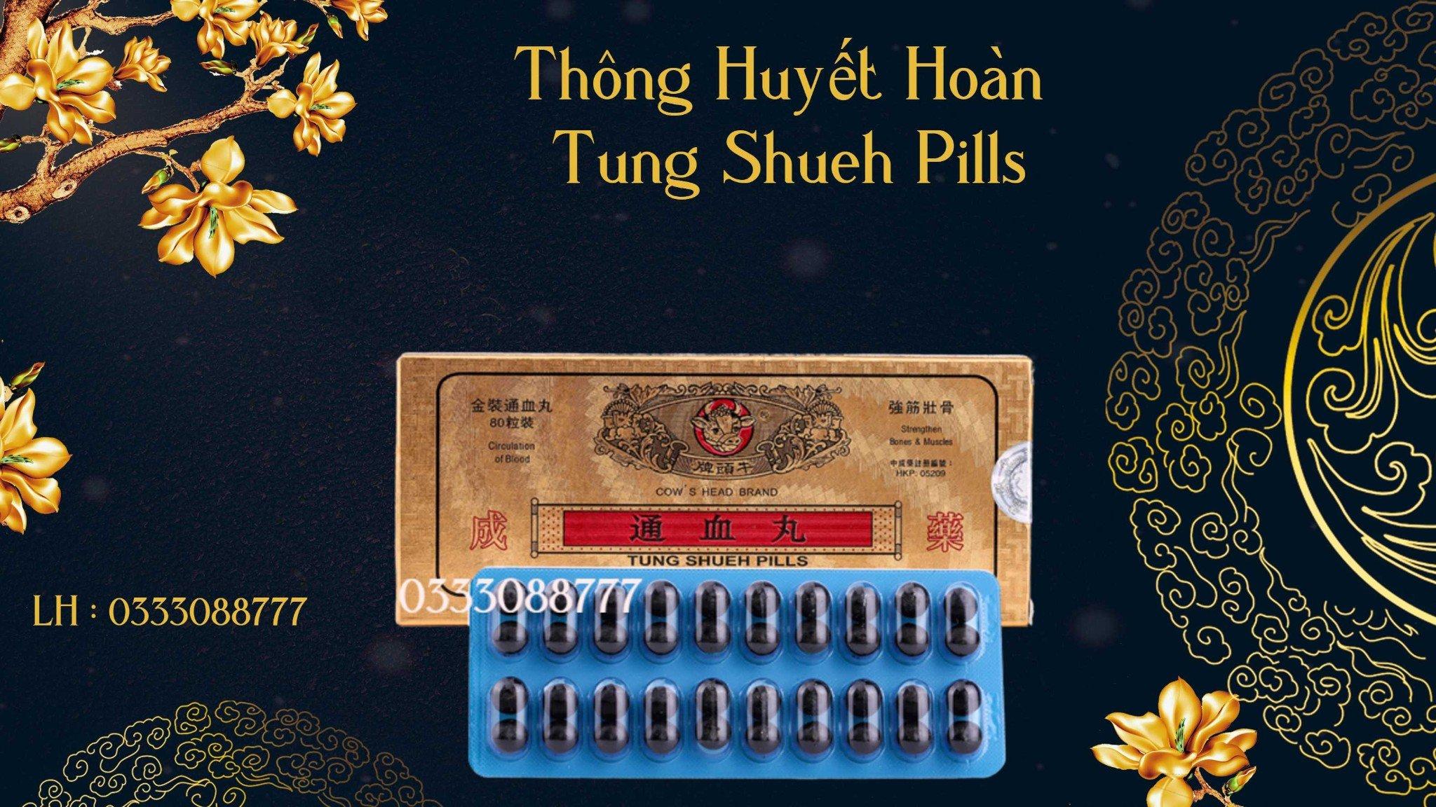 Tung Shueh Pills