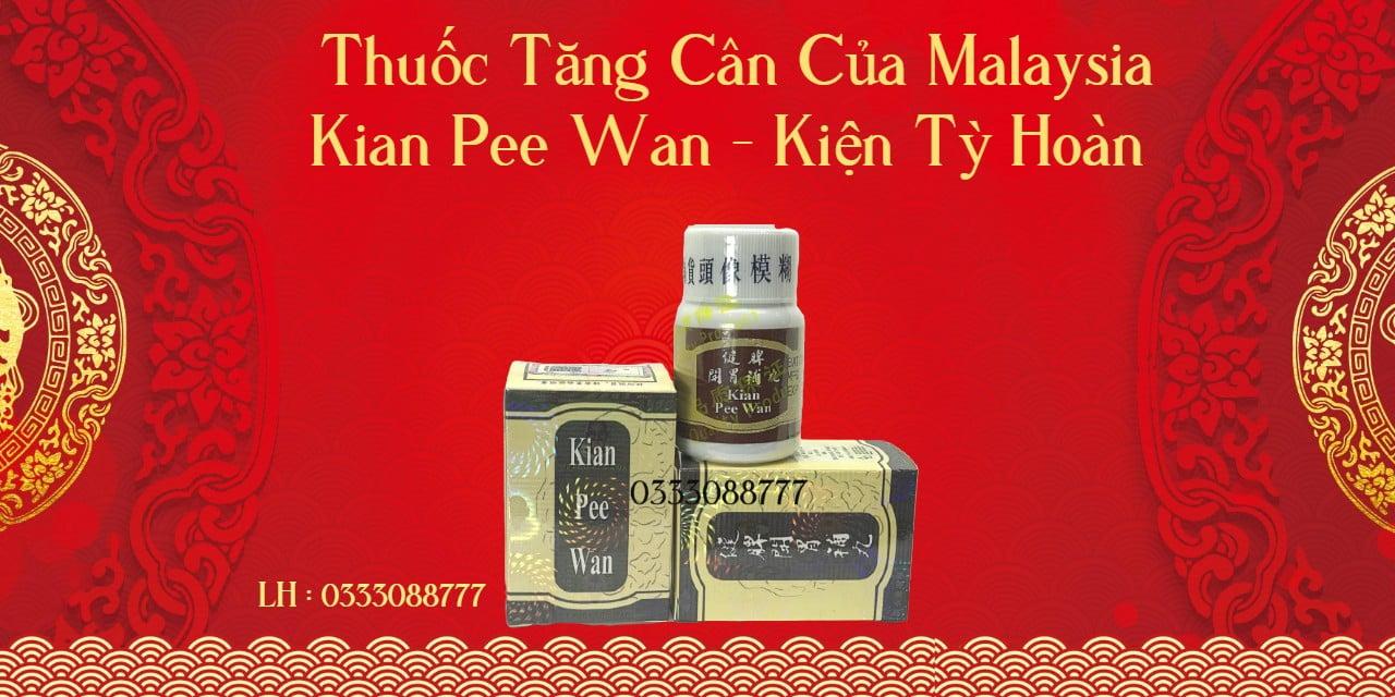 Thuốc KIAN PEE WAN