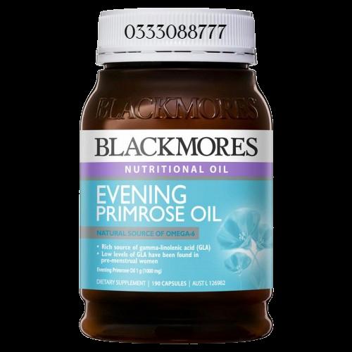Tinh dầu hoa anh thảo – Blackmores Evening Primrose