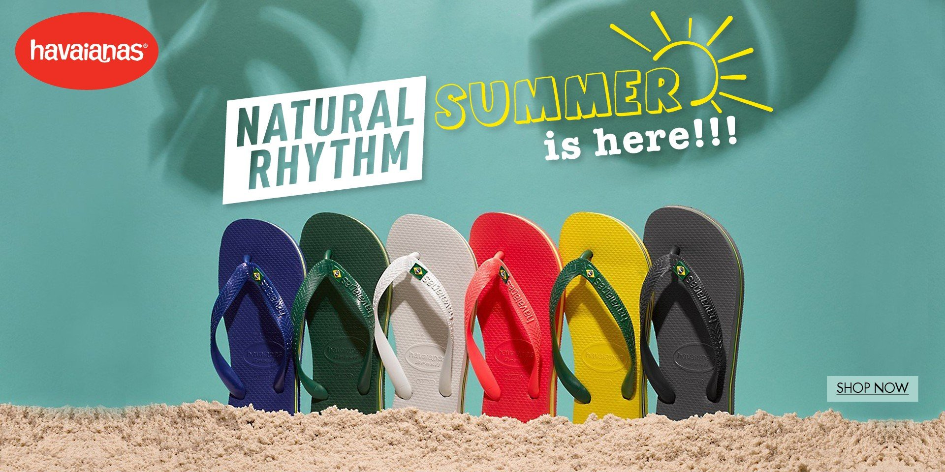 havaianas - Summer is here!!