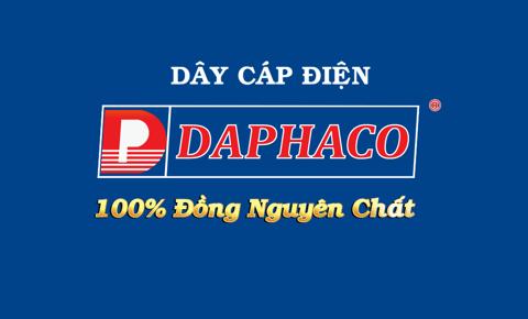 Bảng giá dây điện Daphaco 2021, giá cáp điện Daphaco mới nhất