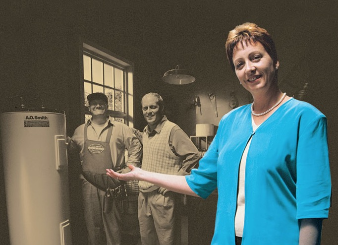 "Bình chứa phủ ""Blue Diamond"" – Bí quyết của máy nước nóng A. O. Smith hoạt động suốt 52 năm"