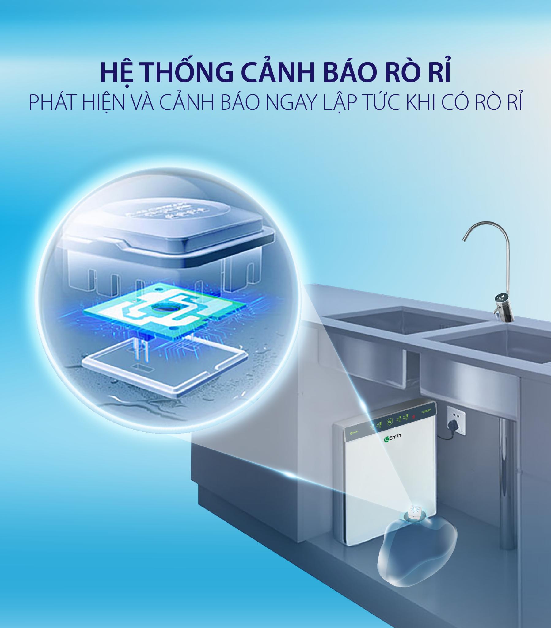 canh bao ro ri may loc nuoc aosmith ar75 u3 tại Đà Nẵng