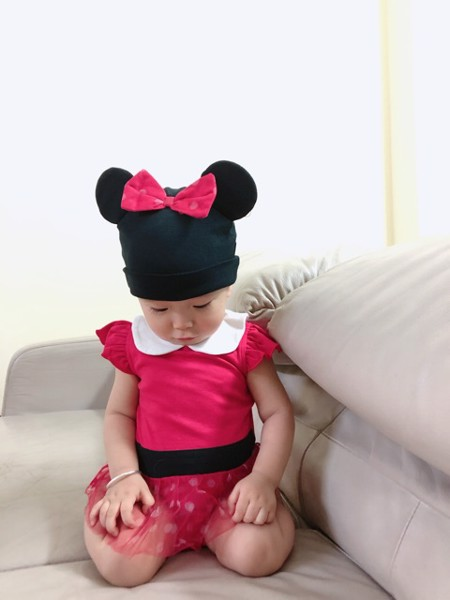 Set Body Suit Kèm Mũ EPK Minnie