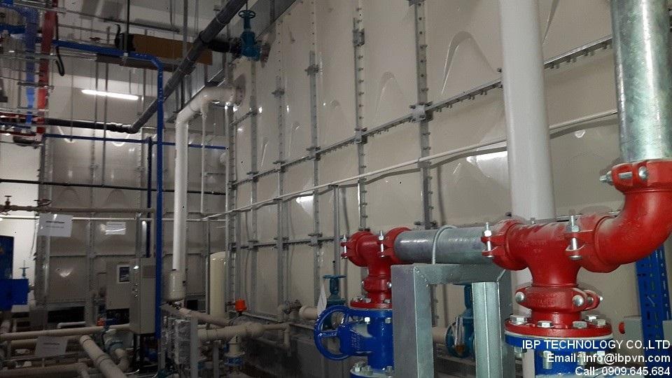 GRP/SMC/FRP Water Tank – IBP Technology Co ,ltd