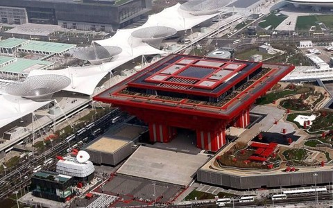 DSPPA PA System in 2010 Shanghai World Expo