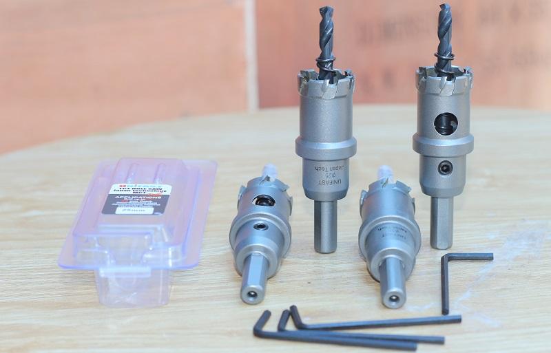 Mũi khoét lỗ phi 25 loại tốt giá rẻ Unifast MCT-25