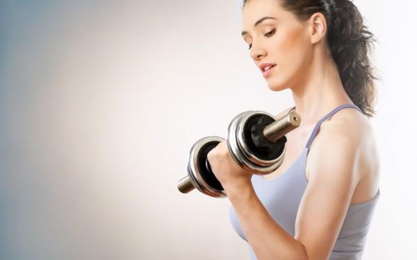 Tập tạ và chạy bộ mang lại hiệu quả tập luyện cao