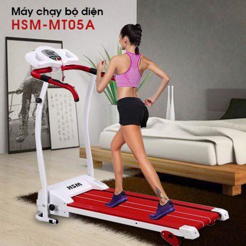 Máy chạy bộ an toàn cho người phục hồi chức năng