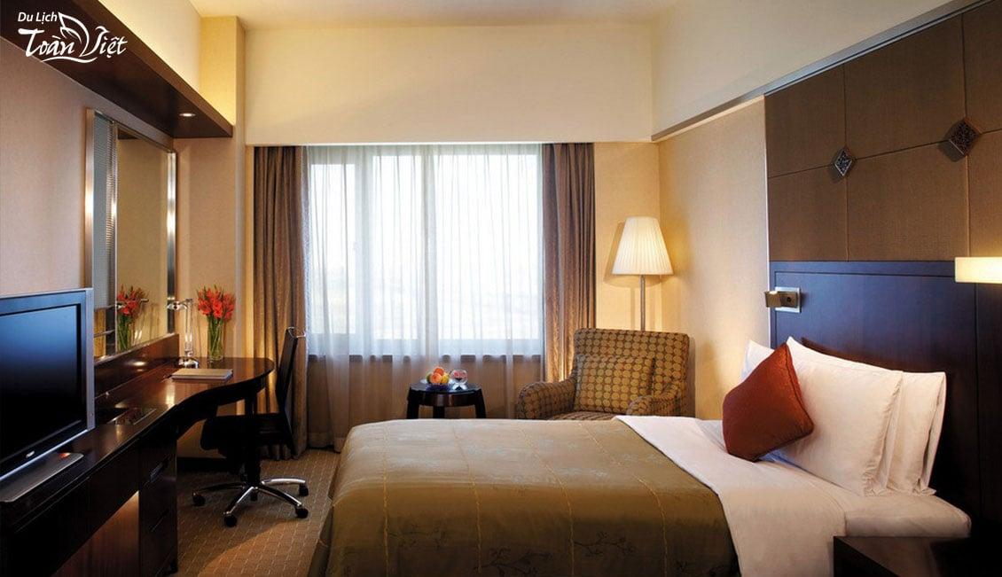 Du lịch Đài Loan khách sạn Đài Trung