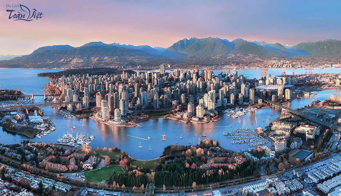 Tour du lịch Canada Vancouver