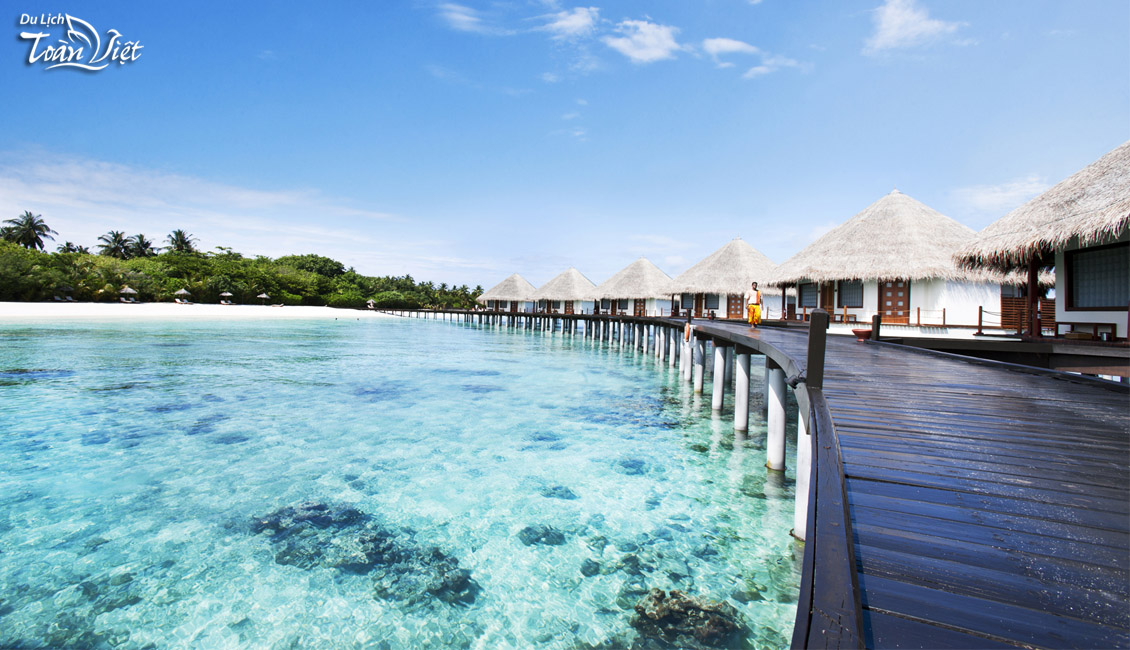Tour du lịch Maldives Adaaran Club Rannilhi