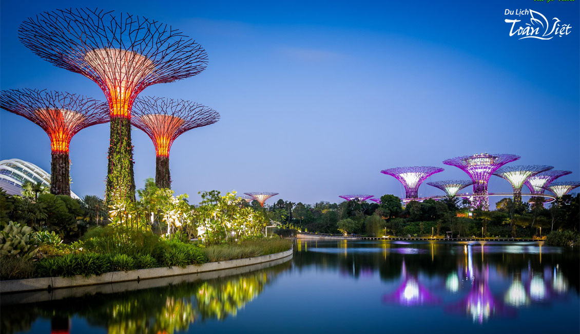 Tour Singapore Garden by the bay