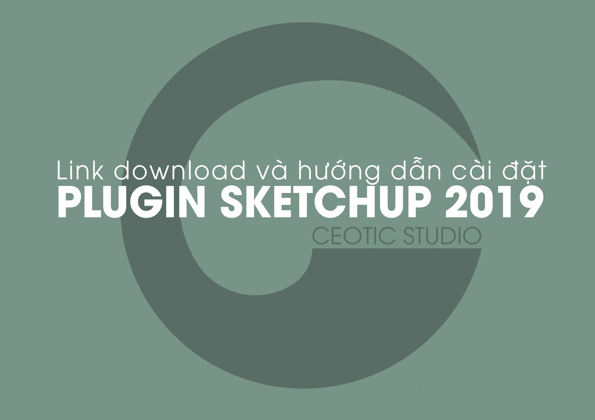 DOWNLOAD PLUGINS FOR SKETCHUP 2019 - SketchUp Artists Styles: Part 1