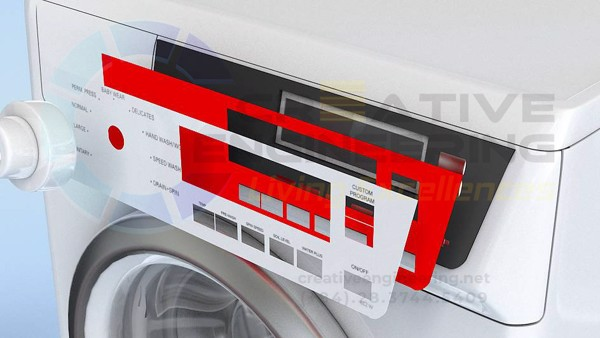 Displays tesa tape for Refrigerator - Creative Engineering