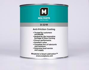 Molykote D-321R Lubricant - Creative Engineering