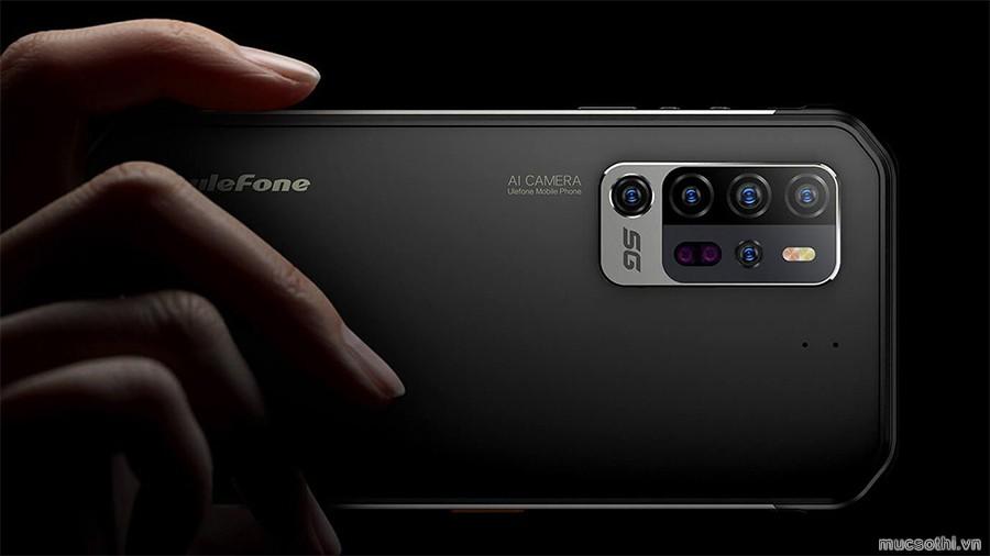 Uy lực từ camera hồng ngoại chụp xuyên đêm của Ulefone Armor11 5G - 09873.09873