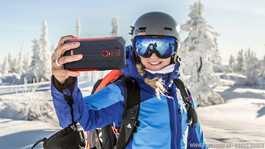 Mãn nhãn với smartphone siêu bền Ulefone Armor 6s Ram6GB Ram128GB - 09873.09873