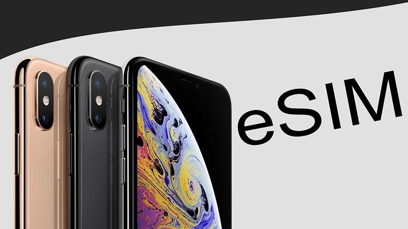 Mục sở thị eSim của Viettel chính thức được Apple công nhận lưu hành - 09873.09873