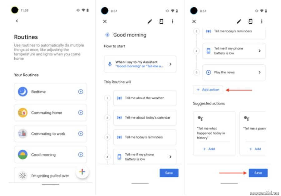 Dùng smartphone Android mà không dùng Google Assistant thì quá phí - 09873.09873