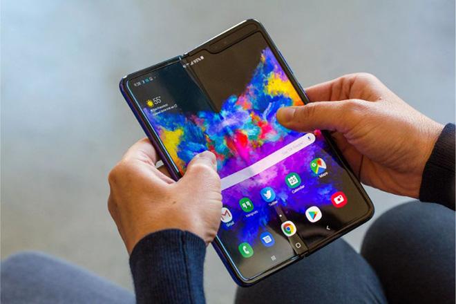 Mục sở thị Samsung rậm rực cho ngày quay trở lại của Galaxy Fold - 09873.09873